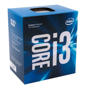 INTEL Core i3-7100, LGA 1151 BX80677I37100