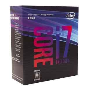 INTEL Core i7-8700K, LGA 1151 BX80684I78700K