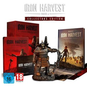 Iron Harvest 1920+ (Collector' Edition) CZ PC