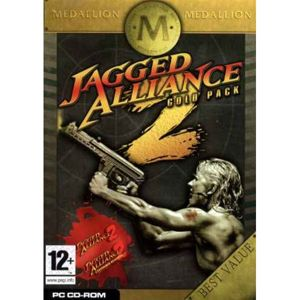 Jagged Alliance 2 (Gold Pack) PC