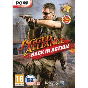 Jagged Alliance: Back in Action CZ PC