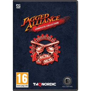 Jagged Alliance (Complete Collection) PC