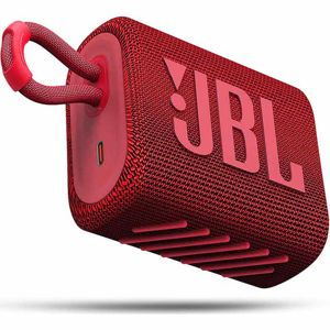 JBL GO 3, Red