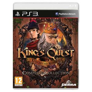 King's Quest (Complete Collection) PS3