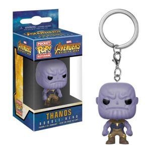 Kľúčenka Pocket POP! Avengers Infinity War - Thanos FK27301