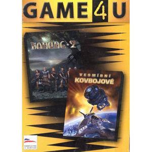 Konung 2 + Vesmírni kovboji CZ (Game4U) PC