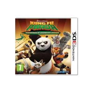 Kung Fu Panda: Showdown of Legendary Legends 3DS