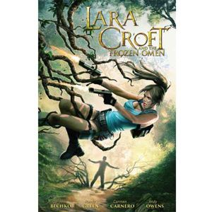 Lara Croft and the Frozen Omen komiks