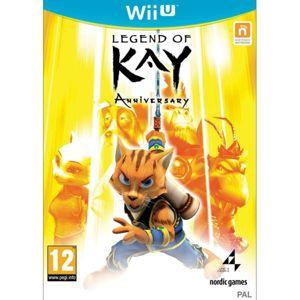 Legend of Kay: Anniversary Wii U