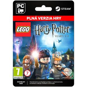 LEGO Harry Potter: Years 1-4 [Steam]