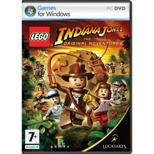 LEGO Indiana Jones: The Original Adventures PC