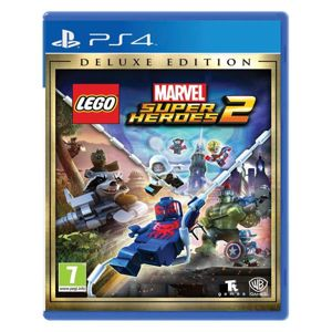 LEGO Marvel Super Heroes 2 (Deluxe Edition) PS4