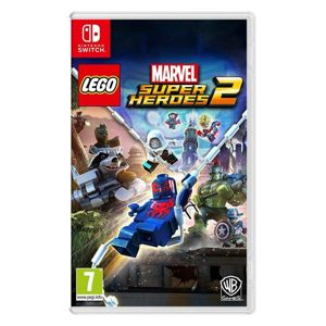 LEGO Marvel Super Heroes 2 NSW