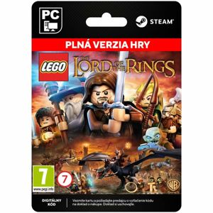 LEGO The Lord of the Rings [Steam]