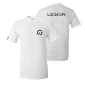 Lenovo Legion White T-Shirt - Female S 4ZY1A99225
