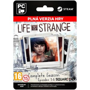 Life is Strange Complete Season (Episodes 1-5) [Steam]