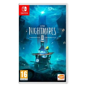 Little Nightmares 2 (Collector's Edition) NSW