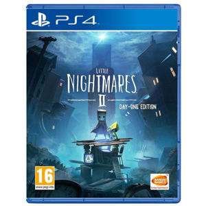 Little Nightmares 2 (Day One Edition) PS4