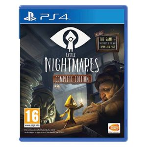Little Nightmares (Complete Edition) PS4