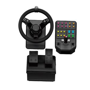 Logitech G Heavy Equipment Bundle Farm Sim Controller. 945-000062