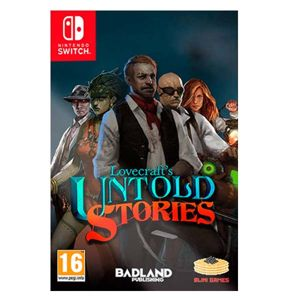 Lovecraft's Untold Stories (Collectors Edition) NSW