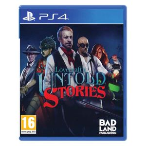 Lovecraft's Untold Stories PS4