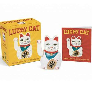 Lucky Cat: Bearer of Good Fortune (Miniature Editions) RP459445
