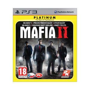 Mafia 2 CZ PS3