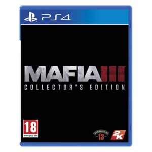 Mafia 3 (Collectors Edition) PS4