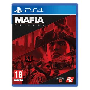 Mafia Trilogy CZ PS4