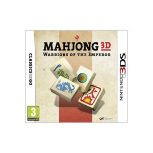 Mahjong 3D: Warriors of the Emperor 3DS