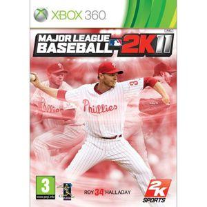 Major League Baseball 2K11 XBOX 360