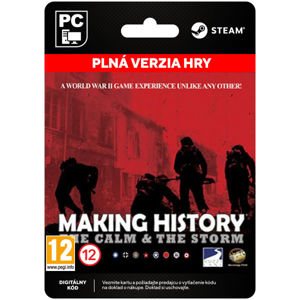 Making History: The Calm & The Storm [Steam]