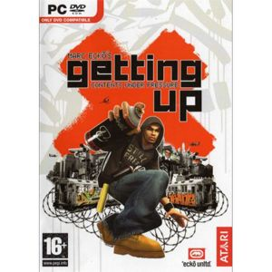 Marc Ecko's Getting Up: Contents Under Pressure PC