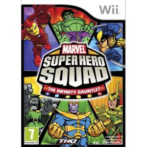 Marvel Super Hero Squad: The Infinity Gauntlet Wii