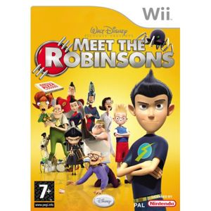 Meet the Robinsons Wii