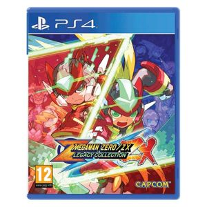 Mega Man Zero/ZX Legacy Collection PS4