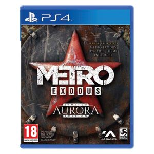 Metro Exodus (Limited Aurora Edition) PS4