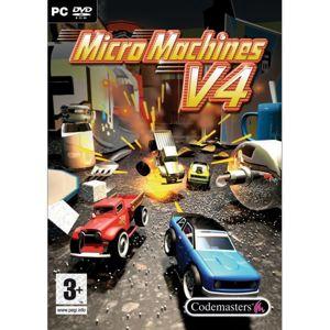 Micro Machines V4 PC