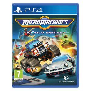 Micro Machines: World Series PS4