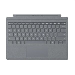 Microsoft Surface Pro Signature Type Cover EN, charcoal - Puzdro s klávesnicou FFP-00153