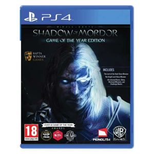 Middle-Earth: Shadow of Mordor (Game of the Year Edition) PS4