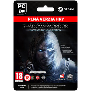 Middle-Earth: Shadow of Mordor (Game of the Year Edition) [Steam]