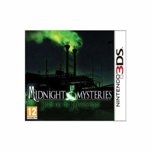Midnight Mysteries 3: Devil on the Mississippi 3DS