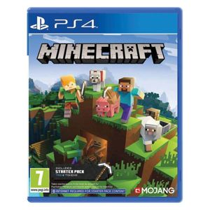 Minecraft (PlayStation 4 Starter Collection) PS4