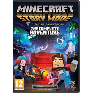 Minecraft: Story Mode (The Complete Adventure) PC