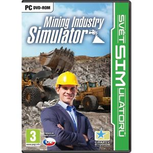 Mining Industry Simulator CZ PC