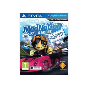 ModNation Racers: Road Trip PS Vita