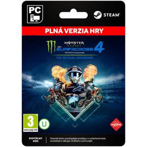 Monster Energy Supercross 4 [Steam]