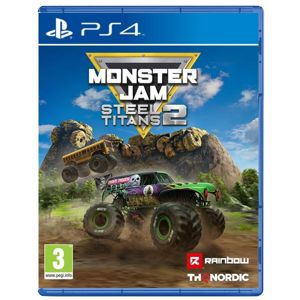 Monster Jam: Steel Titans 2 PS4